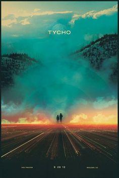 Tycho #teal+orange