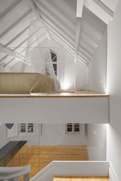 Three Cusps Chalet Renovation by Tiago do Vale Architects