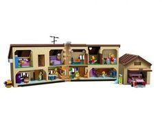 Lego Simpsons Set4