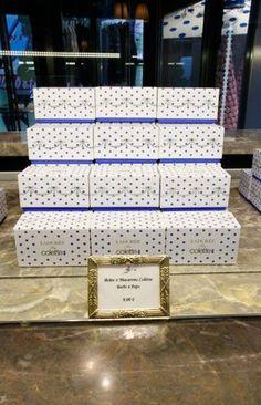 DON'T LOOK #packaging #paris #colette #laduree