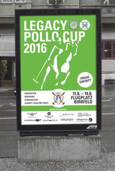 phosphat legacy polo club 2016 plakat