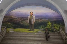 Matthieu Tordeur Runs The Pyongyang Marathon To Document North Korea
