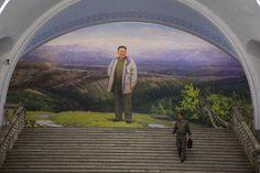 Matthieu Tordeur Runs The Pyongyang Marathon To Document North Korea