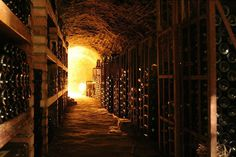 wine3 #cellar #underground #basement #wine #subterranean #photography