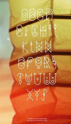 Indi Bonga on Typography Served #typography