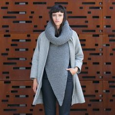 #fashion #snood #cowl