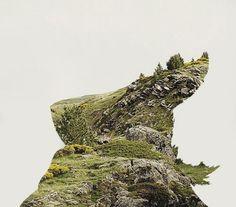 Landscape Minimalissimo #portrait