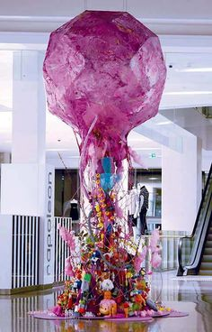 Candy Pop Installation Art