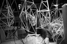 Daniel 1948 on the Behance Network #frame #straw #car