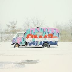 Snow Blind, Matthias Heiderich - Creative Journal #bleak #photography