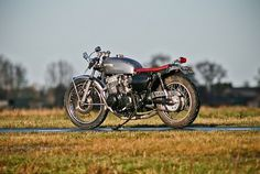 Honda CB750 #cafe #cb750 #racer