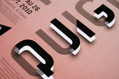 PASCAL QUIGNARD-10-ACME-PARIS #type treatment #typography