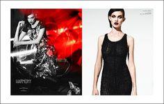 Issue 10 | Volt Café | by Volt Magazine #beauty #design #graphic #volt #photography #art #fashion #layout #magazine #typography