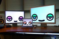 All sizes | My peeps | Flickr - Photo Sharing! #wahl #background #eyes #matt #face #wallpaper