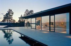 WANKEN - The Blog of Shelby White » Modern Stockholm Residence #swedish #house #stockholm #modern