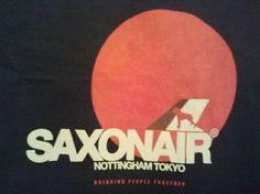 saxonair #nottingham #tokyo #onetruesaxon