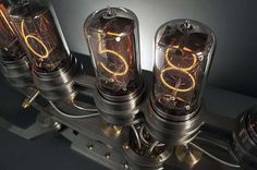 MB&F Celebrates Five Years of M.A.D. Gallery with Nixie Machine II
