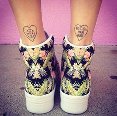 FUCK YEAH! HIPSTER TATTOOS #tatoo