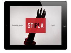 Stipla - Interactive iPad magazine - About