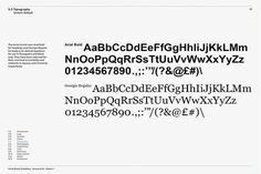 incite, brand guidelines, typography