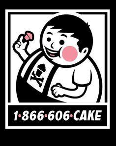 Johnny Cupcakes Logo - Character Design