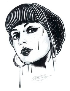 Adam Isaac Jackson #illustration #portrait