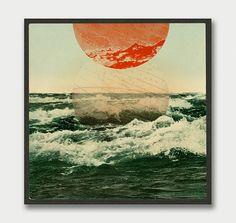 Tanya Johnston – Montreal. / Aqua-Velvet #photography #design #surreal