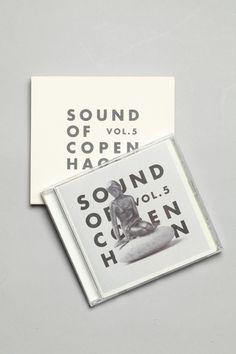Sound of Copenhagen  Philip Battin Studio #graphic design #packaging design