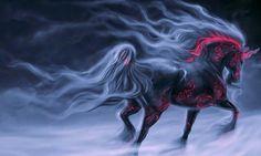 Fantasy Horse Bird Pc Wallpaper – WallpapersBae