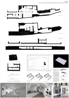 Tavola_intera_full #drawings #white #plans #void #solid #architecture #sections