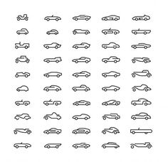 Road Inc by Bowyer #icons #symbols #iconography