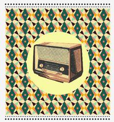 Blaze #radio #egypt #retro #arabic #blaze #identity #vintage