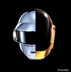 Daft Punk Helmets #daft punk #helmets #mask