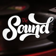The Sound | Jason Vandenberg Check out the process at jasonvandenberg.tumblr.com #type