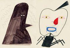 Maxwell Holyoke-Hirsch | Megamagro #maxwell #hirsch #illustration #art #holyoke #york #new