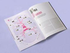 NUMÉRO10 #print #infographic #magazine