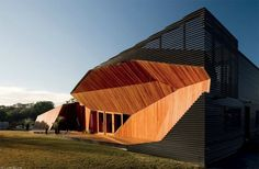 Letterbox House by McBride & Charles Ryan | 123 Inspiration #ryan #house #letterbox #mcbride #charles