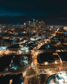 Los Angeles From Above: Stunning Drone Photography by Eric De Leon