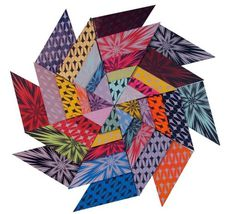 The Invariant Set   PICDIT #painting #sculpture #color #art