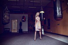 Sylwia by Aleksandra Zaborowska for K MAG #fashion #model #photography #girl