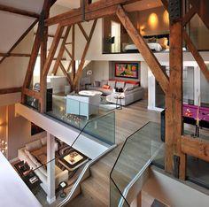St Pancras Penthouse Apartment(2)