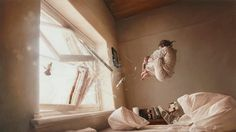 New work by Jeremy Geddes: A Perfect Vacuum | Colossal #painting #jeremy #geddes #art