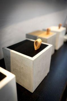 Tonton Concrete Aesthetics #concrete #furniture
