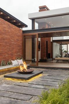 fireplace, Studio Alfa