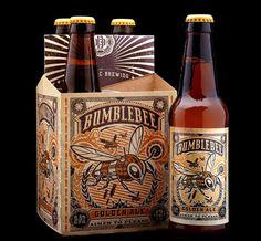 Ballistic Brewing Bumblebee Golden Ale