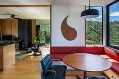 Korokoro Bush Retreat, Parsonson Architects 6