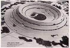 Image Spark dmciv #buckminister #stadiums #architecture #fuller