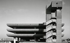 FFFFOUND! | MattyMagpie.Blogspot #modernism #tricorn #architecture