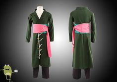 One Piece Roronoa Zoro Cosplay Costume Outfit 2 Years Later #zoro #costume #roronoa #cosplay