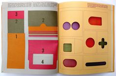 colour, stationery, envelope, mail, book, print, 1960s
